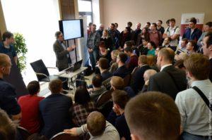 Сергей Хестанов на Дне Пербургского инвестора 2017г.