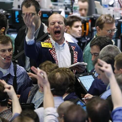 Сигналы на бирже